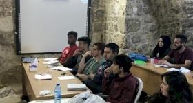 جمعية سيدة البشارة للروم الكاثوليك تستهدف مشكلة التسرب من المدارس في القدس