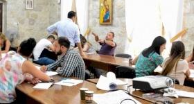 Programma di potenziamento delle capacità: Life Soft Skills Training per i dipendenti del Patriarcato Latino