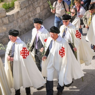 News of Order of Holy Sepulchre