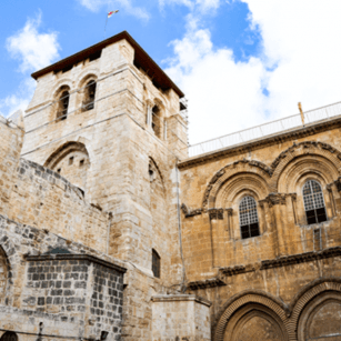 Gerusalemme e Palestina