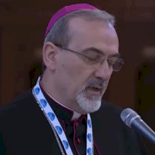Discorso di Mons. Pizzaballa alla Conferenza di Bari