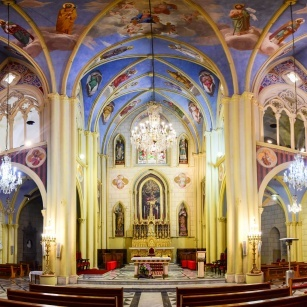 """Why is the Church of Latin Patriarchate of Jerusalem called a """"Co""""-Cathedral?"""