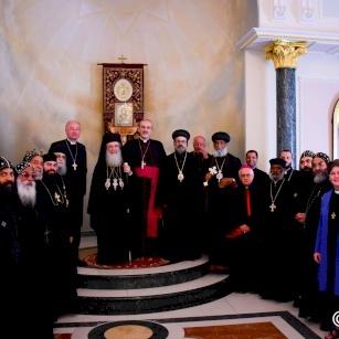 عيد الفصح ٢٠٢٠: رسالةالبطاركة ورؤساء كنائس القدس