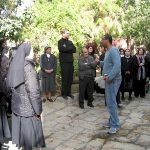 زيارة ديرحجلة  - ٢٠١٤