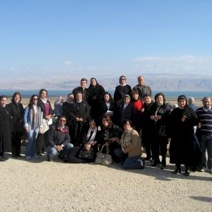 زيارة موقع قمران - ٢٠١١