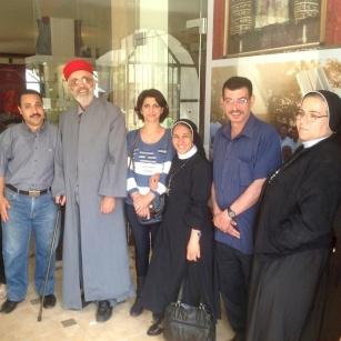 زيارة متحف السامريين - ٢٠١٤