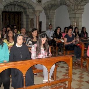زيارة دير الكرمل في بيت لحم  - ٢٠١٥
