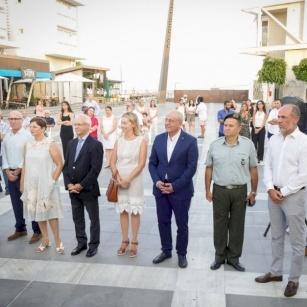 """Le vieux port de Limassol accueille l'exposition """"Les Latins de Chypre"""""""