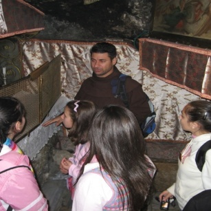 A pilgrim visits to our Christian roots 2008
