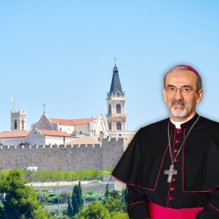 Archbishop Pierbattista Pizzaballa appointed Latin Patriarch of Jerusalem