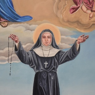 Rosary Sisters pray for Eastern Church