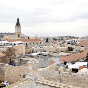 بطاركة القدس ورؤساء الكنائس في القدس يوجّهون رسالة الميلاد لعام ٢٠٢٠