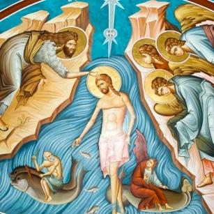 Meditation of Patriarch Pierbattista Pizzaballa: The Baptism of Jesus, Year B, 2021