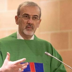"""البطريرك بيتسابالا: """"السلام في الأرض المقدسة يأتي فقط """"من الجذور"""""""