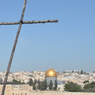 Jerusalem, locus of the soul: A mother who educates and makes us grow