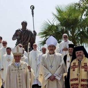 Omelia di Mons. Pierbattista Pizzaballa in occasione della festa del Santo Padre, Papa Francesco