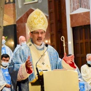 Homélie du Patriarche Pizzaballa: Solennité de l'Annonciation 2021
