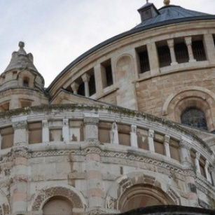 New act of vandalism targets Dormition Abbey