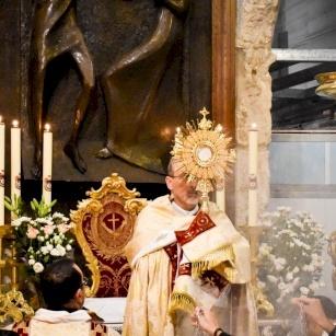 Corpus Domini 2021: Omelia di S. B. Mons. Pierbattista Pizzaballa