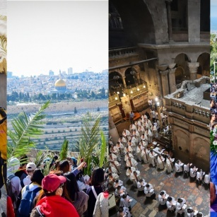 Holy Land's 10 processions in honor of Christ and the Virgin Mary