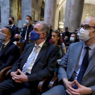Origen de las representaciones consulares de Francia, España, Italia y Bélgica en Tierra Santa
