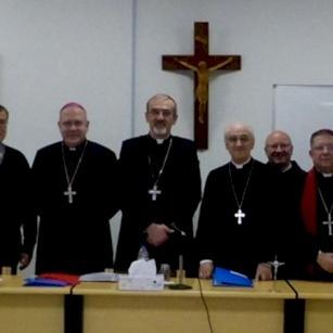 Les évêques latins des pays arabes (CELRA) réunis en Jordanie