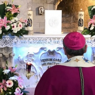 Momentous celebration of the Solemnity of the Annunciation in Nazareth