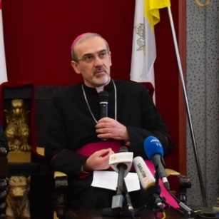 Christmas Press Conference at Latin Patriarchate 2016