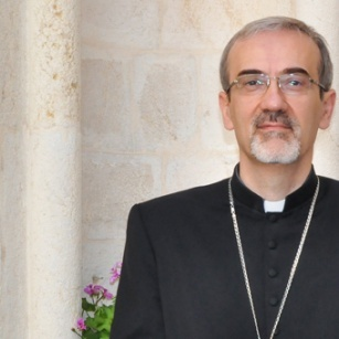 """Archbishop Pizzaballa: """"Church in the Holy Land has no means nor power. She only has Christ and His Grace"""""""