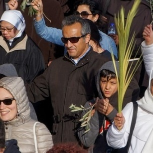 Address of Archbishop Pizzaballa for Palm Sunday procession in Jerusalem