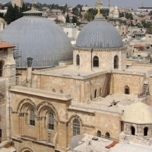 Easter Message of Patriarchs and Heads of Churches in Jerusalem 2017