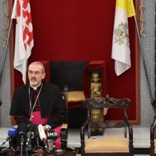 Latin Patriarchate Christmas press conference 2017