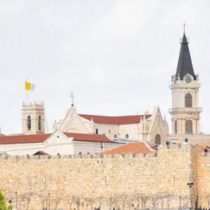 Archbishop Pierbattista Pizzaballa sends letter to Latin Parish of Jerusalem