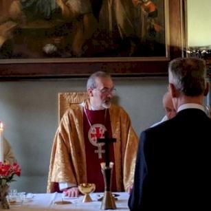 اجتماع الربيع لجمعية فرسان القبر المقدس يعقد في روما