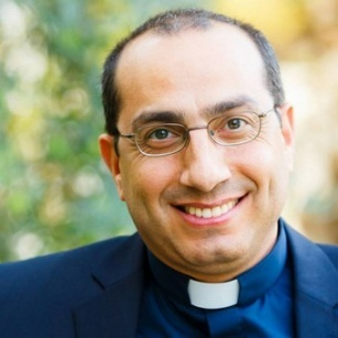 "Fr. Iyad Twal: ""the integration of the catechism book for Tawjihi is a historical achievement"""
