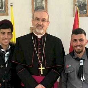Mgr Pizzaballa au synode des jeunes : « l'Eglise doit témoigner avec cohérence et authenticité »