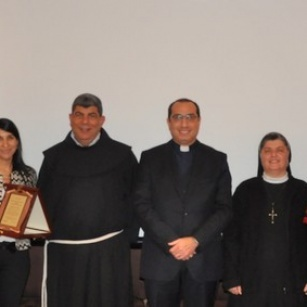 The General Secretariat of Christian Schools honors members of Ecumenical Committee for Catechesis