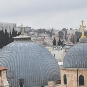 Les Patriarches et chefs des Eglises de Jérusalem condamnent des images insultantes pour la Foi chrétienne exposées au Musée d'art de Haïfa