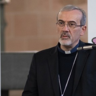 """Archbishop Pizzaballa: """"we must be prepared for sexual abuse cases and react appropriately"""""""