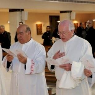 Les prêtres du Patriarcat en Assemblée Générale annuelle