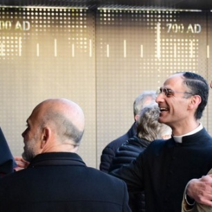 Blessing of Saxum Visitor Center: accomplishment for Opus Dei