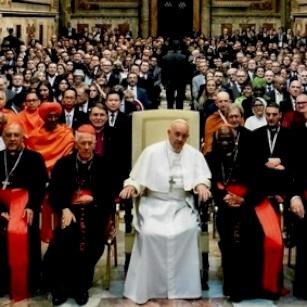 """Vaticano: Il Patriarcato Latino di Gerusalemme partecipa alla Conferenza Internazionale """"Religioni e Obiettivi di Sviluppo Sostenibile"""""""
