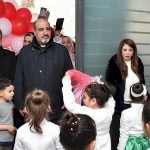 Jordanie : Une nouvelle école pour les enfants d'Hashimi