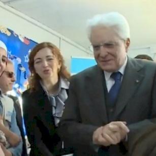 Giordania: il Presidente della Repubblica Mattarella visita il campo profughi di Al-Zatari