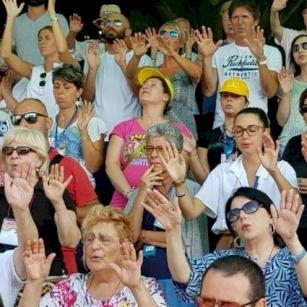 Rinnovamento nello Spirito Santo: 250 pellegrini visitano la Terra Santa