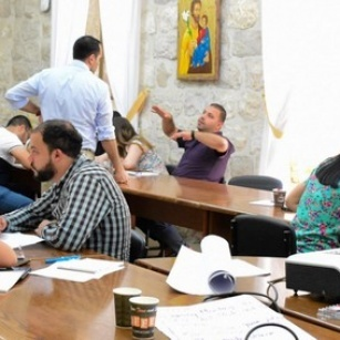 Capacity Building Program: Life Soft Skills Training for Latin Patriarchate employees