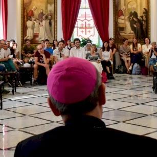 Sessantadue giovani del decanato di Varese in pellegrinaggio in Terra Santa
