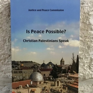 Justice and Peace Commission releases book on Christian Palestinian identity and Israeli-Palestinian conflict