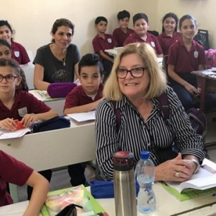 Sami El-Yousef, CEO of LPJ, reflects on recent Holy Land Commission's visit to Jordan parishes