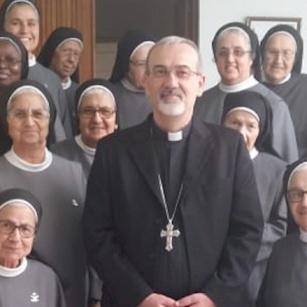 Archbishop Pizzaballa makes pastoral visit to Latin Community of Cyprus